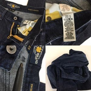 Lucky Brand Jeans - Lucky Brand Sweet n Straight 4/27 Jeans Dark Wash